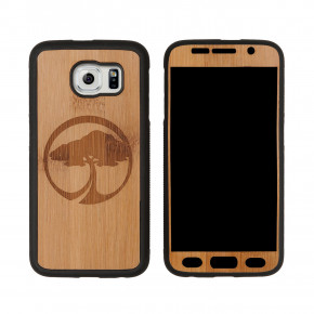 Go to the product Phone case Arbor Arbor Tree Icon Galaxy S6 bamboo 2017/2018