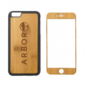 Go to the product iPhone case Arbor Arbor Word Mark Iphone 6/6S Plus bamboo 2017/2018