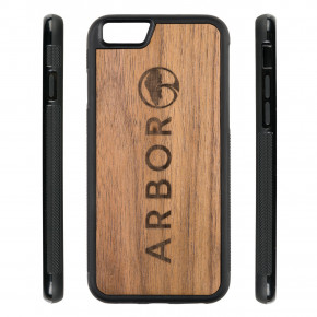 Go to the product Phone case Arbor Arbor Word Mark Iphone 6/6S walnut 2018/2019