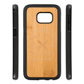 Go to the product Phone case Arbor Build Things Galaxy S7 bamboo 2018/2019