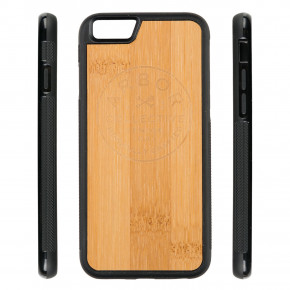 Go to the product Phone case Arbor Mindfully Crafted Iphone 6/6S bamboo 2018/2019