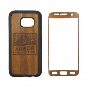 Go to the product Phone case Arbor Mountain High Galaxy S7 walnut 2017/2018