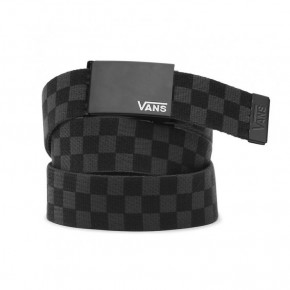 Go to the product Belt Vans Deppster II Web black/charcoal 2018