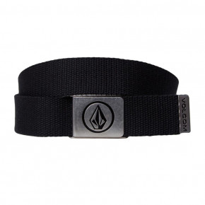 Go to the product Belt Volcom Circle Web black 2018