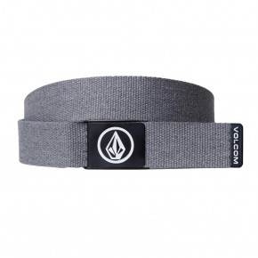 Go to the product Belt Volcom Circle Web charcoal heather 2018