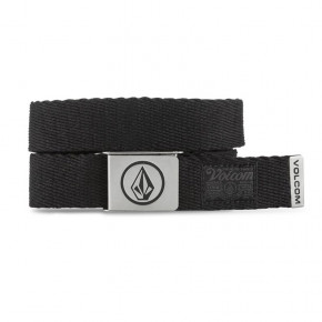 Go to the product Belt Volcom Circle Web stoney black 2018