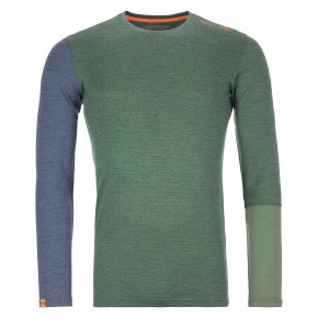 Go to the product Top Ortovox 185 Rock'n'wool Long Sleeve green forest blend 2019/2020