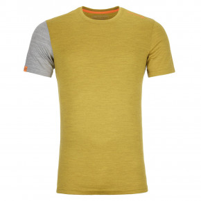 Przejść do produktu Koszulka Ortovox 185 Rock'n'wool Short Sleeve yellow corn blend 2019/2020