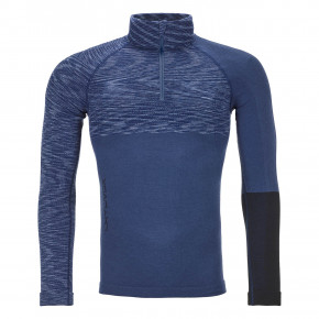 Prejsť na produkt Termobielizeň Ortovox 230 Competition Zip Neck night blue blend 2020/2021