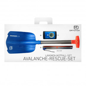 Go to the product Ortovox Avalanche Rescue Set 3+ 2018/2019