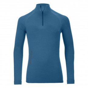 Přejít na produkt Triko Ortovox Competition Long Sleeve Zip Neck blue sea 2017/2018