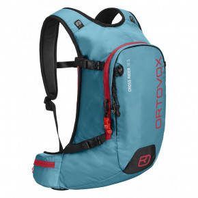 Go to the product Snowboard backpack Ortovox Cross Rider 18 S aqua 2017/2018