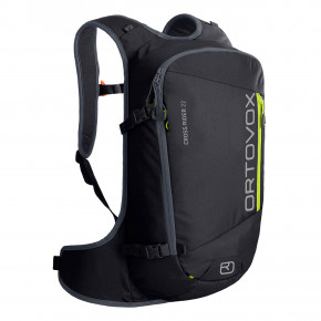 Go to the product Snowboard backpack Ortovox Cross Rider 22 black raven 2020/2021
