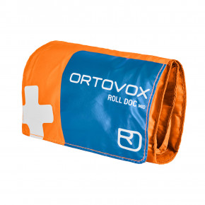 Go to the product Ortovox First Aid Roll Doc Mid shocking orange 2020/2021