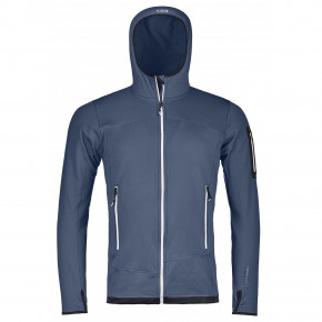 Go to the product Tech Hoodie Ortovox Fleece Light Hoody night blue 2019/2020