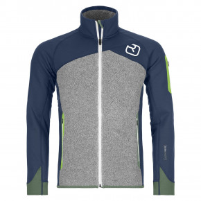 Go to the product Tech Hoodie Ortovox Fleece Plus Jacket night blue 2020/2021