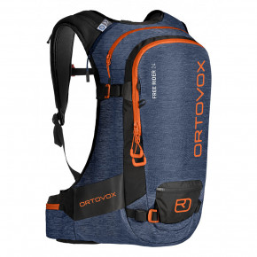 Go to the product Snowboard backpack Ortovox Free Rider 24 night blue blend 2017/2018