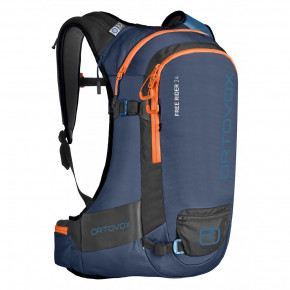 Go to the product Snowboard backpack Ortovox Free Rider 24 night blue 2017/2018