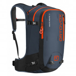 Go to the product Snowboard backpack Ortovox Haute Route 32 night blue 2019/2020