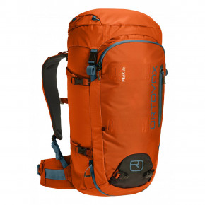 Go to the product Snowboard backpack Ortovox Peak 35 crazy orange 2019/2020