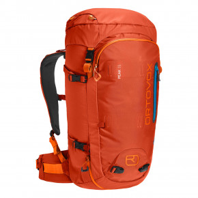 Go to the product Snowboard backpack Ortovox Peak 35 desert orange 2020/2021