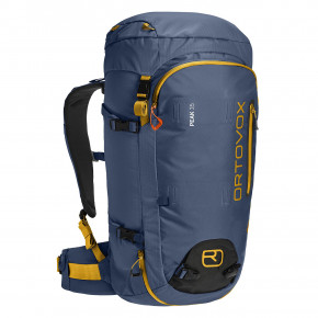 Go to the product Snowboard backpack Ortovox Peak 35 night blue 2019/2020