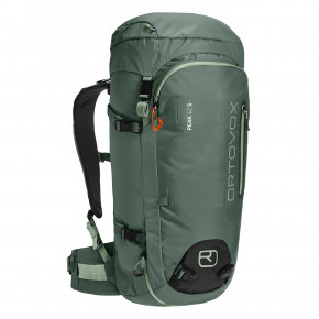 Go to the product Snowboard backpack Ortovox Peak 42 S green forest 2019/2020