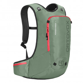 Go to the product Snowboard backpack Ortovox Powder Rider 16 green isar 2019/2020