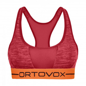 Go to the product Ortovox Rock'n'wool Sport Top hot coral blend 2017/2018