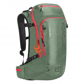 Go to the product Snowboard backpack Ortovox Tour Rider 28 S green isar 2019/2020