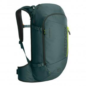 Go to the product Snowboard backpack Ortovox Tour Rider 30 green dust 2020/2021