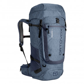 Go to the product Snowboard backpack Ortovox Traverse 40 night blue blend 2019/2020