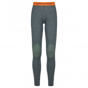Go to the product Pants Ortovox Wms 185 Rock'n'wool Long Pants green forest blend 2019/2020