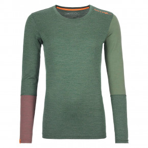 Przejść do produktu Koszulka Ortovox Wms 185 Rock'n'wool Long Sleeve green forest blend 2019/2020