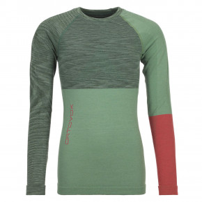 Go to the product Top Ortovox Wms 230 Competition Long Sleeve green isar blend 2019/2020