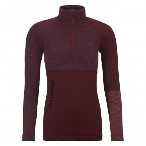 Go to the product First layer Ortovox Wms 230 Competition Zip Neck dark wine blend 2020/2021