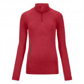 Go to the product Top Ortovox Wms Competition Long Sleeve Zip hot coral 2017/2018