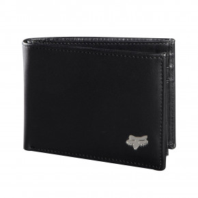 Przejść do produktu Portfele Fox Bifold Leather black 2018