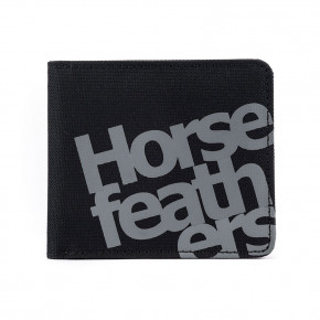 Go to the product Wallet Horsefeathers Ash black 2018/2019
