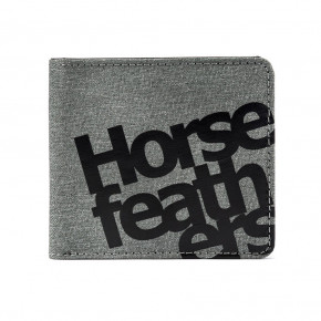 Go to the product Wallet Horsefeathers Ash heather grey 2018/2019