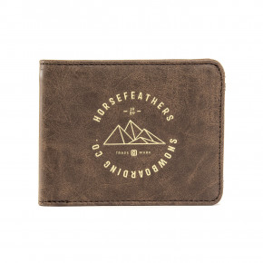 Go to the product Wallet Horsefeathers Colbert brown 2019/2020