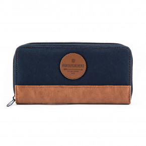 Go to the product Wallet Horsefeathers Nadia navy 2018