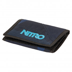 Go to the product Wallet Nitro Wallet fragments blue 2018
