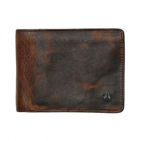 Go to the product Wallet Nixon Arc Se Bi-Fold black/brown 2018