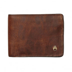 Go to the product Wallet Nixon Arc Se Bi-Fold brown 2018