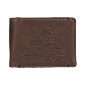 Go to the product Wallet Quiksilver Exhibiton Wallet chocolate brown 2020