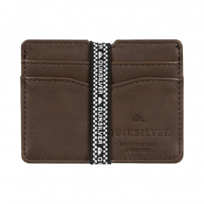 Go to the product Wallet Quiksilver Floker chocolate brown 2020