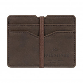 Go to the product Wallet Quiksilver Floker chocolate brown 2019