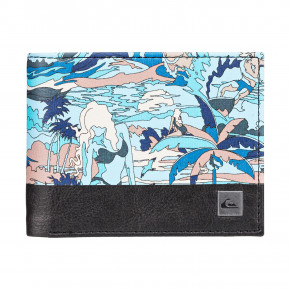 Go to the product Wallet Quiksilver Freshness aqua splash 2019