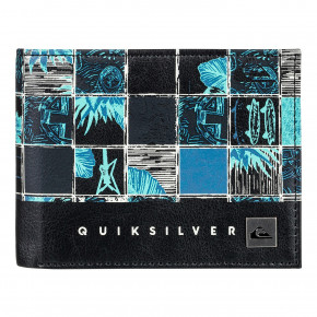 Go to the product Wallet Quiksilver Freshness bijou blue 2018